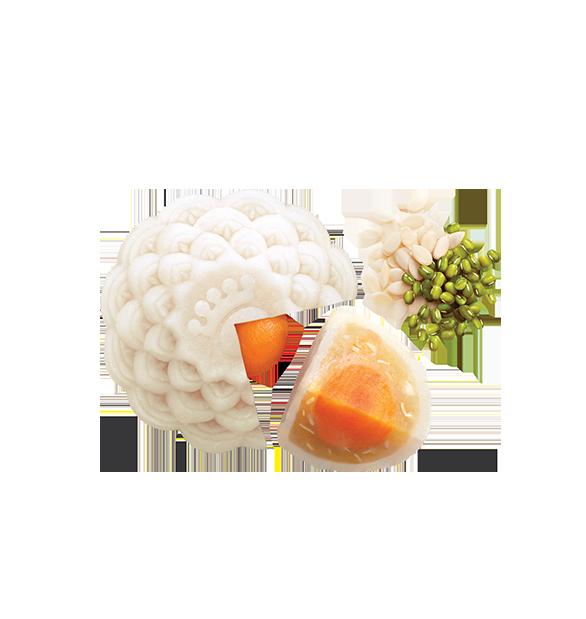 Bánh Dẻo Đậu Xanh (0 Trứng)