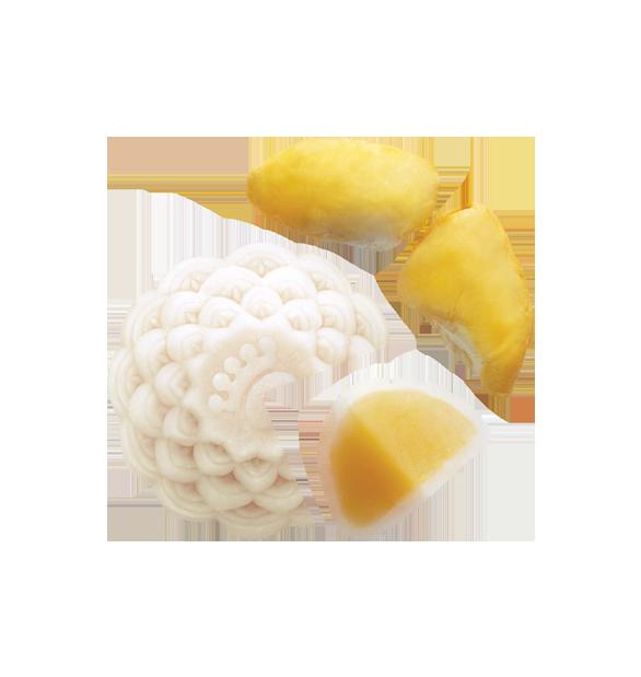 Dẻo sầu riêng (0 Trứng)