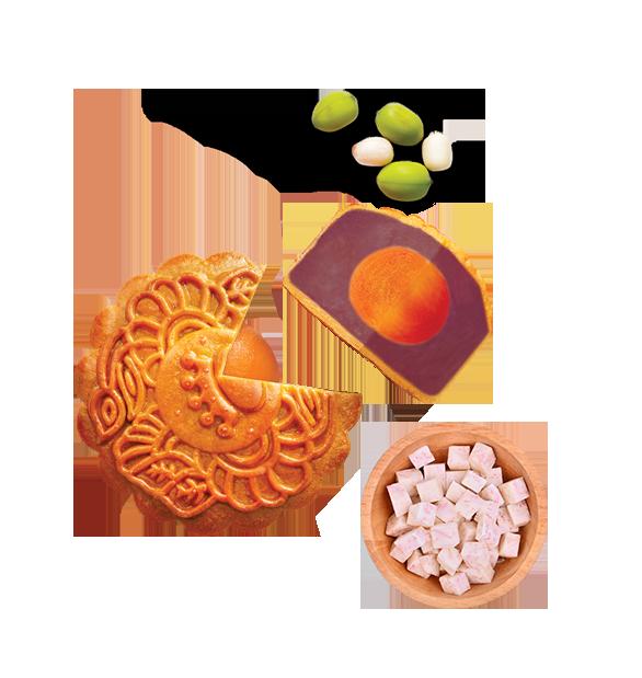 Khoai Môn Hạt Sen (2 Trứng ĐB)